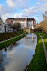 Grands Moulins de Paris #1 (zebzebzeb) Tags: nancy lorraine usine urbex grandsmoulinsdeparis