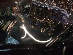 View from Burj Khalifa (_ang.) Tags: dubai uae fountains dubaimall burjkhalifa