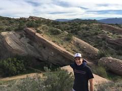 IMG_3559 (lnewman333) Tags: park sky clouds rocks socal southerncalifornia santaclarita vasquezrocks losangelescounty aguadulcecanyon
