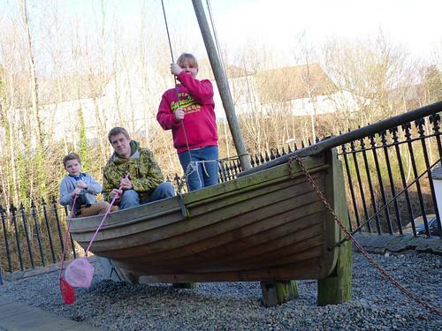 An Tobar - half a boat, half a crew