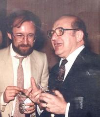 John with Grunbaum