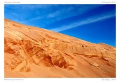 Le puy de la Nugere[Puy de Dme] (BerColly) Tags: light sky france colors google flickr ciel puy auvergne carrire puydedome bercolly coukeurs nugere