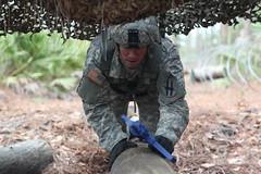 Spc. Broam log crawl (Sgt. Shye Wilborn) Tags: training army movement nationalguard ng ang armynationalguard georgianationalguard gaang nationalguardtraining