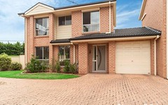 3/34 Stave Place, Kellyville Ridge NSW