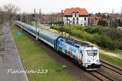 D 380 011-7 | 25.03.2016. (Pistimester123) Tags: budapest nostalgic 011 274 0117 380 ec eurocity jaroslav messersmith d nosztalgia e109 messersmitt haek