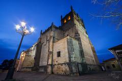 © Andie Mørke (Andie Mørke) Tags: iglesia church kirche cantabria españa spain spanien kantabrien sanvicentedelabarquera atardecer sunset sonnenuntergang canon 600d sigma 1020mm