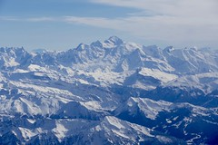 Mont Blanc Massif - French Alps France (roli_b) Tags: panorama france mountains alps french landscape photo europa europe view picture aerial berge vista alpen bild mont blanc montblanc montañas alpin luftbild massif luftaufnahme bergpanorama montblancmassif französischealpen