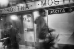 Mostra-Uscita (Costigliola Michele) Tags: street city people urban italy fuji metro streetphotography napoli naples fujifilm streetphoto michele metropolitana xseries fujiflim streetbw costigliola fujix100s x100s fujifilmuk fujilovers fujifilmusa fujifilmitalia fujifilmstreet peopleandworld fujifilmloves