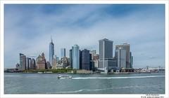 Isla de Manhattan. Nueva York (Jos Mara Gmez de Salazar) Tags: bridge newyork puente manhattan panasonic brooklynbridge nuevayork puentedebrooklyn dmctz20 panasonicdmctz20