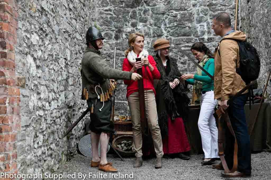 Cork City, County Cork - Elizabeth Fort