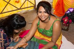 Vasu's mehndi (slafaux) Tags: wedding india hyderabad mehndi in 2016 secunderabad telangana aalankritaresort vasugudipati hershivandvasuswedding
