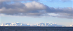 Svalbard, just a standard view, but, wow. (Snemann) Tags: winter snow mountains norway march svalbard g16