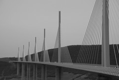 iconic bridges in France (Christopher DunstanBurgh - on holidays!) Tags: normanfoster gustaveeiffel viaducdemillau viaducdegarabit