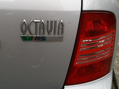 Octavia RS (Skitmeister) Tags: czech skoda koda octaviars skodaoctaviars skitmeister 58nklv