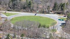 Roundabout (blazer8696) Tags: usa ny newyork circle traffic unitedstates roundabout bearmountain rotary 2016 ecw fortclinton img6769 t2016