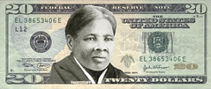 Harriet Tubman on the Money (Mike Licht, NotionsCapital.com) Tags: history women currency undergroundrailroad 20bill harriettubman twentydollarbill abolitionists africanamericanhero womenssuffragists