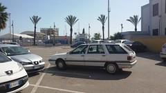 Renault 21 Nevada (Giulio Serra) Tags: 21 nevada renault porto sicily sicilia agrigento portoempedocle renault21 r21 empedocle