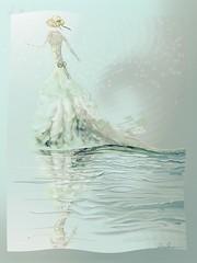 """Shine"" iPad / ArtRage / Leonardo / Adonit Jot Touch (donnacoburn1) Tags: art illustration painting artistic drawing digitalart creative ethereal leonardo artrage ghostly ipad mobileart adonit"