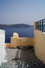 Caldera view (Steenjep) Tags: sea house holiday home view santorini greece caldera oia ferie grkenland