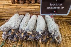 20160420 Provence, France 02474 (R H Kamen) Tags: food france sausage kangaroo cassis frenchfood bouchesdurhne provencealpescotedazur provencealpesctedazur westernscript rhkamen