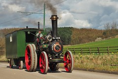 Clayton & Shuttleworth No. 38742 (Ben Matthews1992) Tags: show old museum vintage general britain clayton rally transport traction engine machine historic steam beamish equipment machinery louise vehicle british preserved ww1 agriculture 1906 shuttleworth purpose agricultural towing preservation worldwar1 haulage 2016 38724 singlecylinder nl1216 5nhp beamish2016 greatwarsteamfair