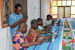 IMG_0066 (Seigla) Tags: bnin lection prsidentielle tweetup bninvote