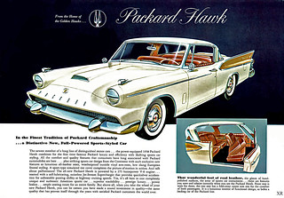 1958 ...  Packard Hawk