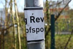 g Rev ofspo (raumoberbayern) Tags: sign munich mnchen dof schild zeichen robbbilder alteredsign urbanfragments