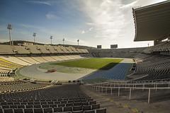 Estadi Olmpic Llus Companys (Juan R. Ruiz) Tags: barcelona espaa sports architecture canon spain arquitectura europa europe stadium stadiums estadio catalunya olympics olympicstadium estadios catalua deportes barna estadioolimpico canon60d canoneos60d estadioolmpicolluiscompanys estadioolimpicodemontjuc