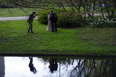 Rotterdam 10-04-2016 SM-15 (Pure Natural Ingredients) Tags: park flowers holland garden spring nikon d70 nederland thenetherlands sigma f18 f28 bloemen euromast zuid 105mm niceweather voorjaar schoonoord d90 50mmoutdoor botanicbotanishetuin