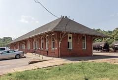 Baltimore & Ohio Railroad Depot (Eridony) Tags: railroad westvirginia trainstation depot clarksburg harrisoncounty glenelk constructed1903