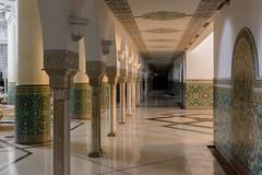 Zona de ablucin, mezquita Hassan II (Pablo Rodriguez M) Tags: mosque morocco maroc mezquita casablanca marruecos mosque hassanii