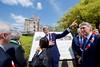 Secretary Kerry Stands at the Hiroshima Peace Memorial as He and His G7 Counterparts Visit the Site (U.S. Department of State) Tags: uk italy canada france japan germany unitedkingdom eu hiroshima johnkerry europeanunion g7 hiroshimapeacememorialpark frankwaltersteinmeier federicamogherini philiphammond fumiokishida