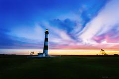 Sunrise at Bodie Island Lighthouse (Matt Ha's Photography) Tags: lighthouse island north carolina bodie