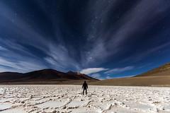 Atacama's Explorer (vglima1975) Tags: nightphotography sky nature night clouds stars landscape atacama sanpedrodeatacama atacamadesert inexplore