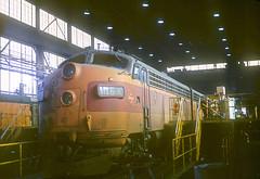MILW F7 116A (Chuck Zeiler) Tags: railroad locomotive chz milw f7 emd 116a