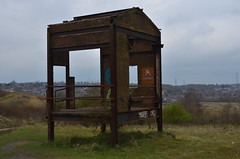 (Sam Tait) Tags: abandoned mine industrial decay coal loader derelict whitfield chatterley
