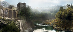 Acueducto - Matte Painting (Agustin C. Barranco) Tags: photoshop mattepainting photoshopcreativo