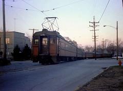 South Shore 6-car train 79: 2 of 2 (jsmatlak) Tags: railroad chicago electric train indiana railway interurban southshore nictd southbend michigancity csssb