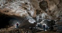 _DAN6373 (ChunkyCaver) Tags: cloud chloe chamber limestone cave caving stalagmite straws stalactite formations spelunking burney cloudchamber caver jessicaburkey