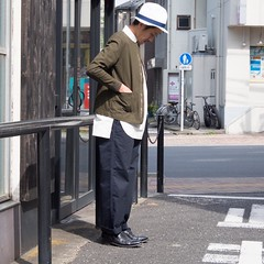 April 20 2016 at 04:12PM (audience_jp) Tags: fashion japan shop tokyo audience snap  instep coordinate ootd     audienceshop  upscapeaudience