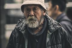 Urban solitude (Enricodot ) Tags: street portrait people urban japan japanese tokio streetphotographer enricodot
