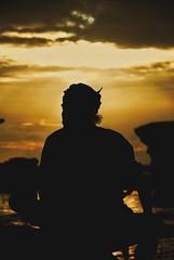 Old men sitting on the rocks. Tanah Lot Bali INDONESIA Sunset Sunset_collection Sunset Silhouettes Sun_collection Silhouette Travel Photography Eye4photography  Indonesia_photography Traveling The Week Of Eyeem at Tanah Lot (Craig Ansibin) Tags: sunset bali silhouette indonesia traveling tanahlot travelphotography eye4photography sunsetsilhouettes sunsetcollection indonesiaphotography suncollection theweekofeyeem
