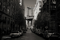 Washington Bridge (Lorencz Photography) Tags: street nyc newyork classic brooklyn photo washington contemporary cobblestone reproduction washingtonbridge lorenczphotography