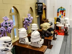 ChristeningInsta2 (brickinspired) Tags: church lego stormtroopers darth christening vader afol toyphotography legomoc