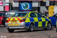 BMW 5 SERIES E60 Glasgow 2016 (seifracing) Tags: road ex movie zombie 5 glasgow scene ps bmw series seen making unit e60 2016 policing