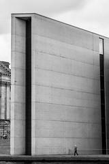 Der Kleine Mann im Reg.-Viertel (xelleron) Tags: man berlin germany deutschland graffiti lafayette platz side hauptstadt potsdamer sigma east charlie galleries segway alexander impressionen tor brandenburger bundestag friedrichshain berliner mauer molecule kanzleramt checkpoint oberbaumbrcke gallerie 1835mm spreeufer nikond7100