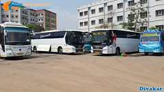 KPN Army Getting ready For there Trip #SCANIA #VOLVO #LEYLAND #BENZ (divakar1452) Tags: kpn
