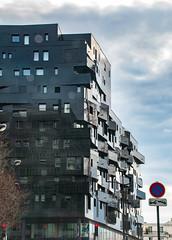 Black Blockauss - Paris 13 (arthemus2) Tags: city paris architecture town capitale cinma architexture divertissement parisjetaime parisstory