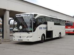 DSCN1829 Edo Tours Postojna, Prestranek PO DL-489 (Skillsbus) Tags: buses mercedes slovenia edo coaches tourismo